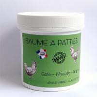 Pfotenbalsam mit Cadeöl und grüner Heilerde – 240 g