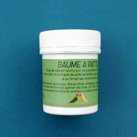baume l 39 huile de cade et argile verte traitement pour gale des pattes. Black Bedroom Furniture Sets. Home Design Ideas