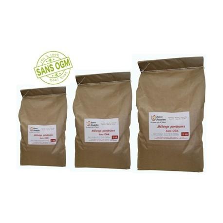 Getreide-und Spezialmischung ohne OGM - 5 kg