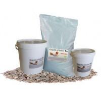 gemahlene Austernschalen - 10 kg