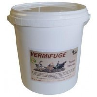 Natürlicher Wurmmittel für Hühner - Wurmkur VermiFlash - 6kg